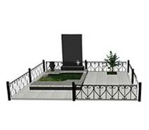 Цены благоустройство Перепечинское кладбище