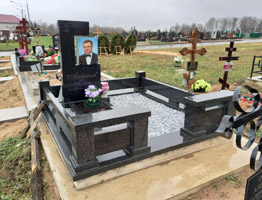 Онлайн посещение Перепечинское кладбище